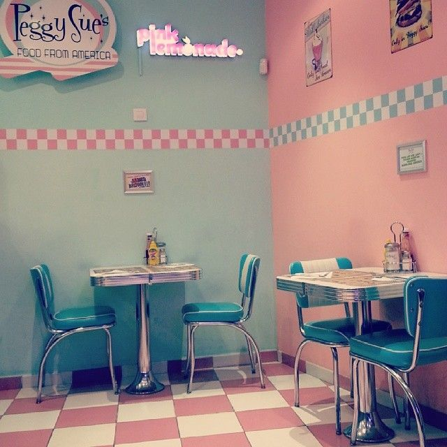 Peggy Sue's American Restaurant in Barcelona, Spain