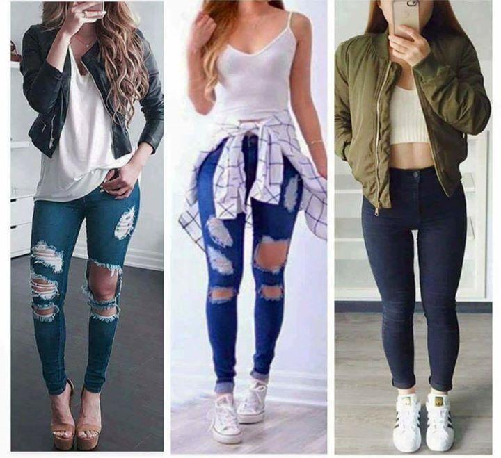 Que estilo prefieres? 😍❤️👌👌