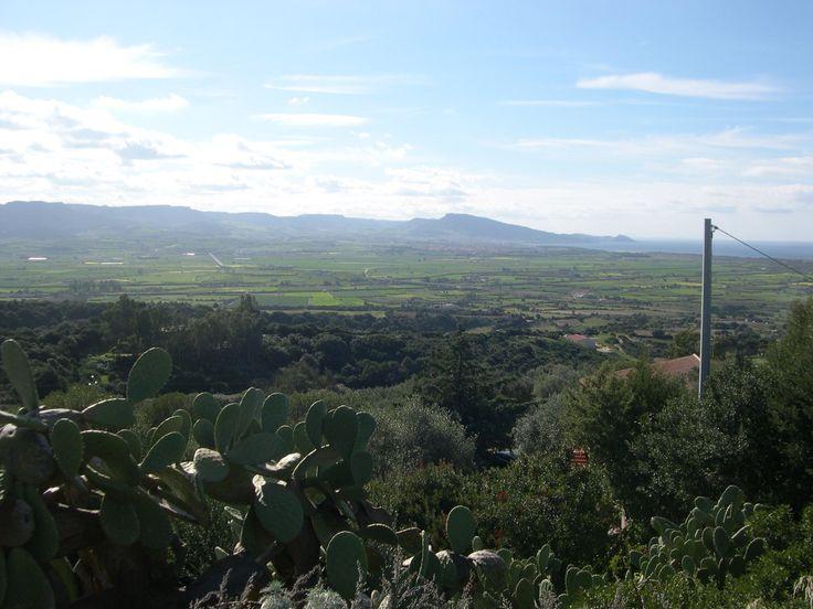 panoramica da Azzagulta