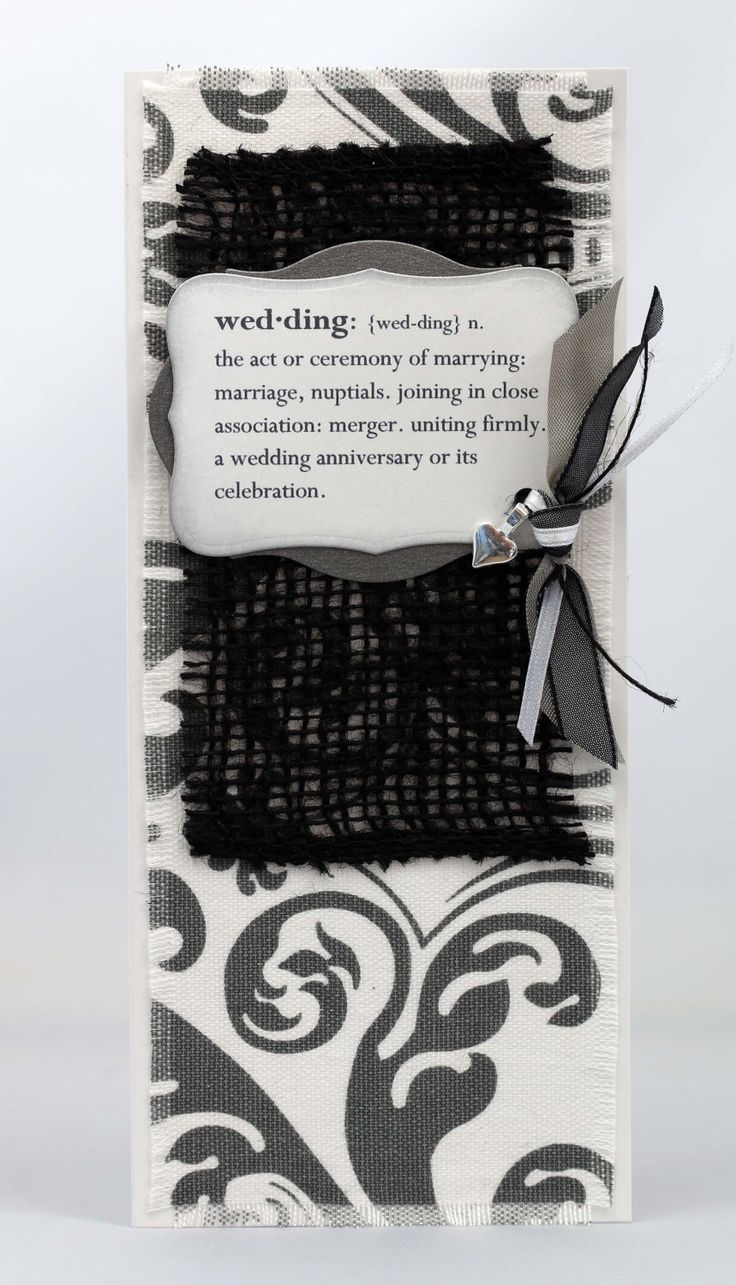 25 best baby welcome images on pinterest baby cards baby wedding definition greeting card ribbon accent paper handmade card by avantcardeshop on etsy https kristyandbryce Image collections