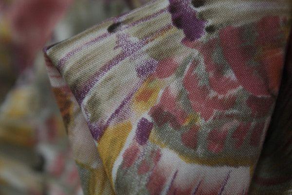 Feather Rose - Rayon - Tessuti Fabrics - Online Fabric Store - Cotton, Linen, Silk, Bridal & more