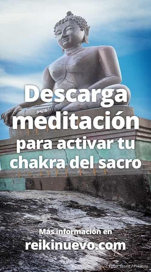 Descarga la meditación guiada para activar tu chakra del sacro: http://www.reikinuevo.com/descarga-meditacion-guiada-activar-chakra-sacro/