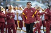 The other Mike Shanahan (my former professor) finds himself pulling for the Redskins' coach