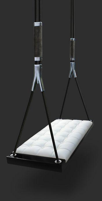 1000 images about indoor swings on pinterest. Black Bedroom Furniture Sets. Home Design Ideas