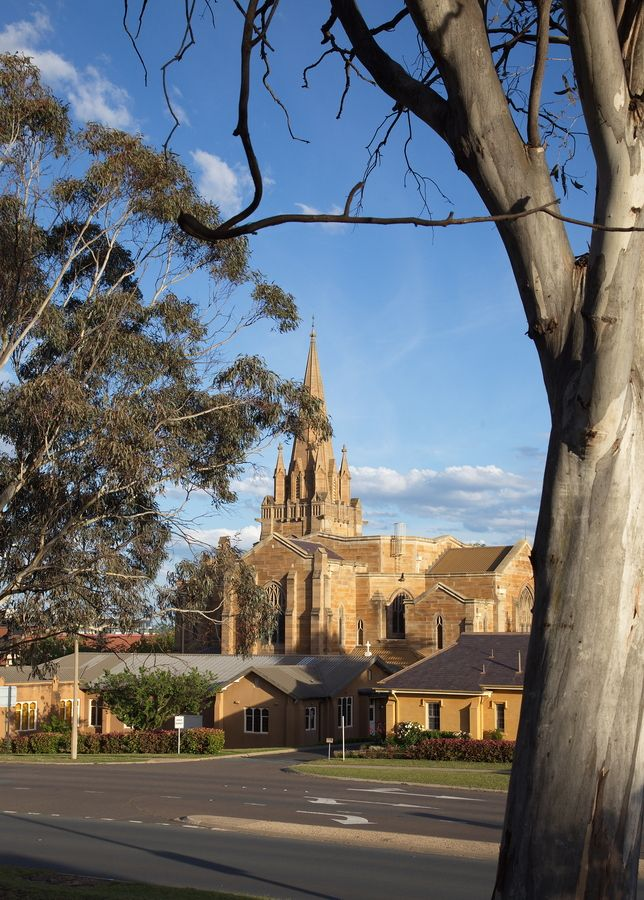 Church of St Andrew - Canberra - Australia