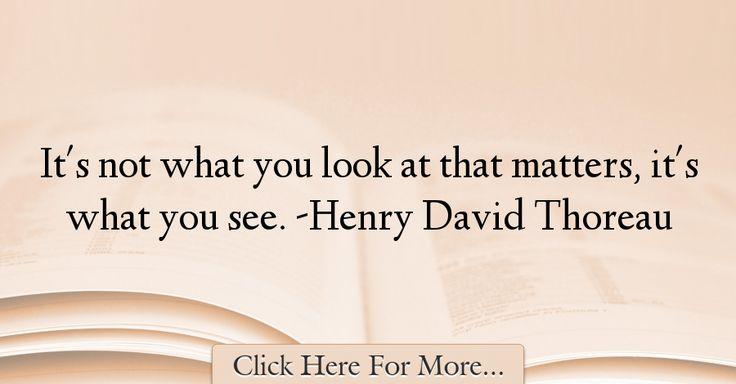 Henry David Thoreau Quotes About Wisdom - 72717