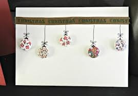 handmade christmas cards ideas - Google Search