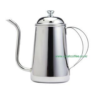 바리스타 드립 포트 0.7L - Whatcoffee.co.kr - 칼리타,비알레띠,보덤,모카포트,드립용품,킨토 ::