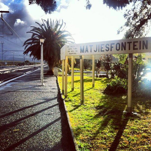 The Forgotten Route Train Tour to Matjiesfontein| Western Cape Tours From Cape Town South Africa 22-April-2016