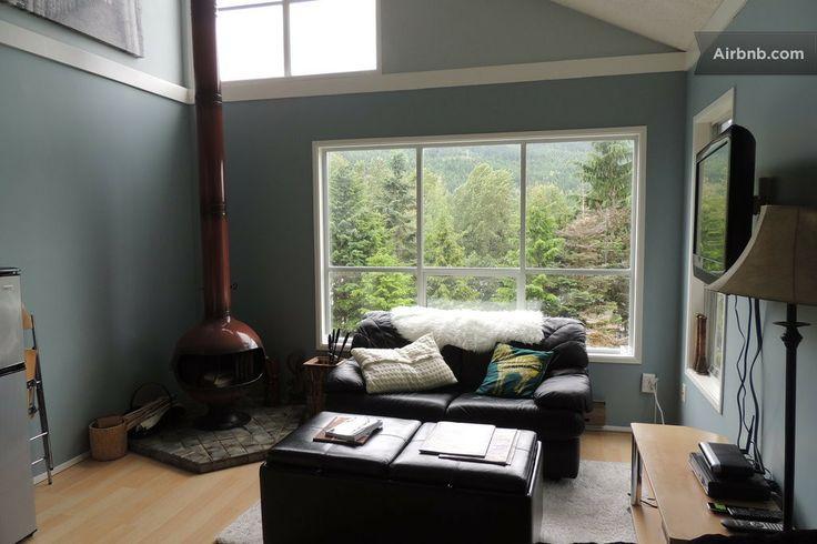 The Whistler Creekside Villa in Whistler... $560/week during peak season/New Years?  silly.