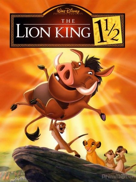 Vua Sư Tử 3 - The Lion King 3: Hakuna Matata:
