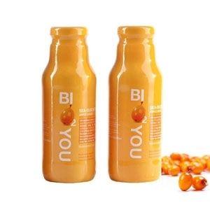 Havtornsjuice 300ml -  en ren vitaminbomb! Havtornsjuice hjälper dig att bli både vackrare och friskare, både insidan och utsidan, från huvud till fot.