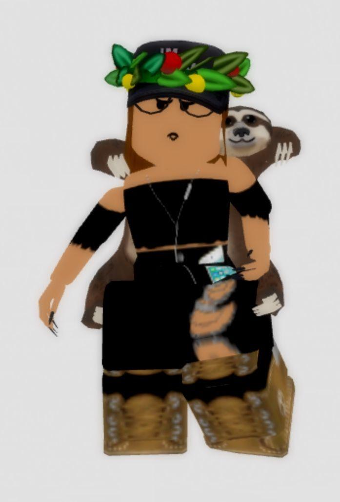 Girl Aesthetic Roblox Avatar