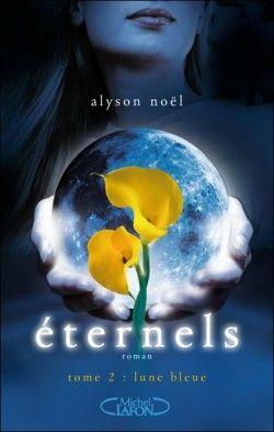 Couverture de Éternels, Tome 2 : Lune Bleue