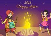 Happy Lohri Images 2016 Wallpaper