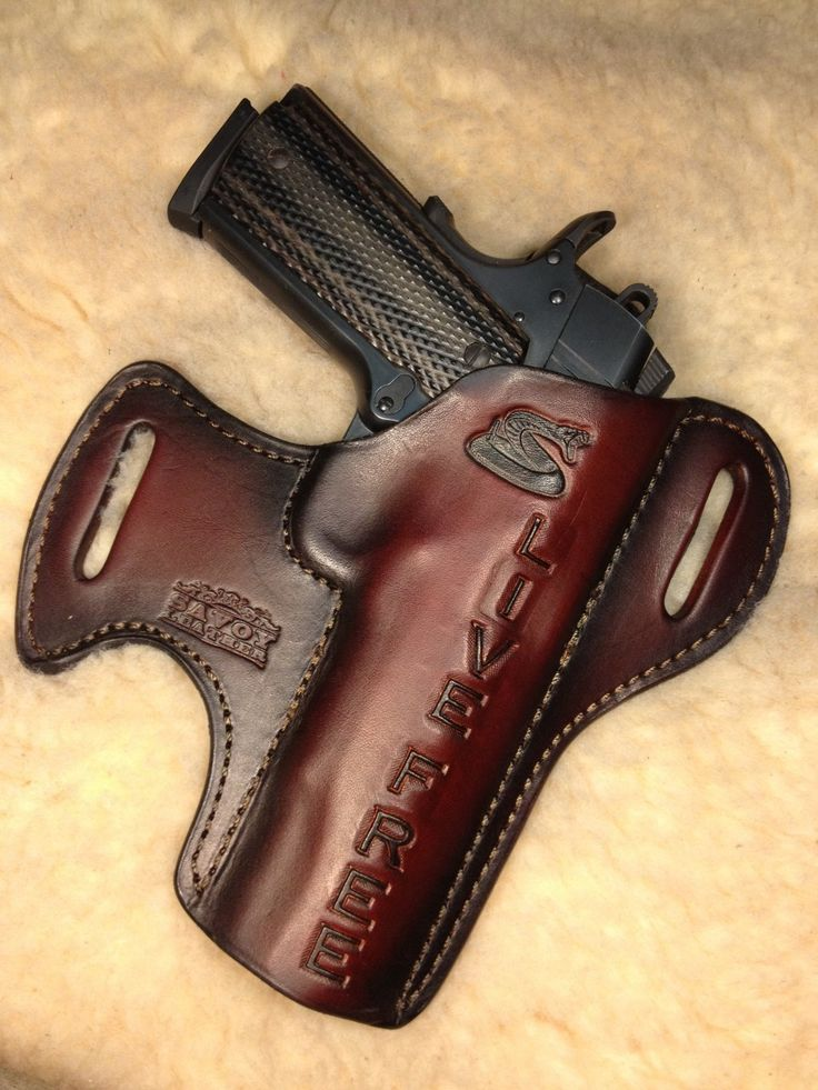 Savoy Leather - Open Carry Savoy Leather Holster, $99.99 (http://www.savoyleatheronlinestore.com/open-carry-savoy-leather-holster/)