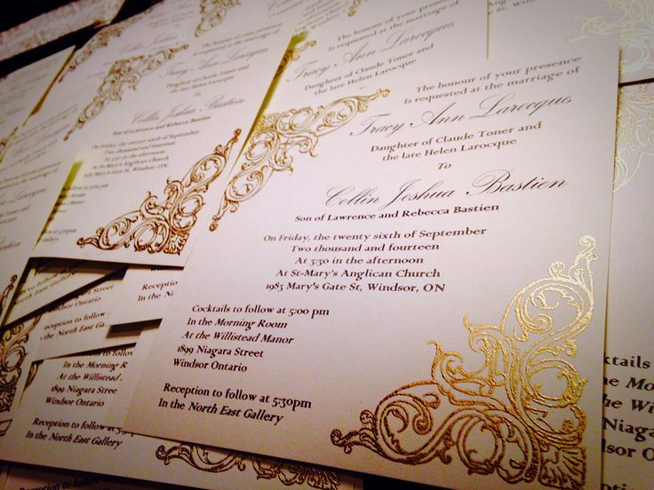 17 Best ideas about Embossed Wedding Invitations – Embossed Wedding Invitations