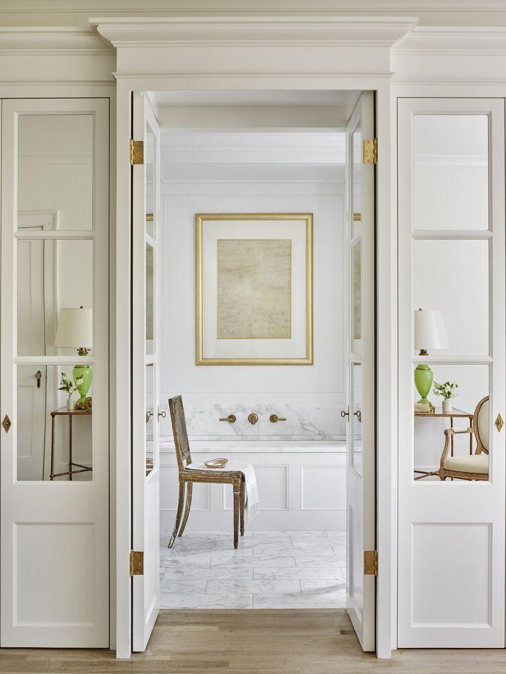 Interior door details