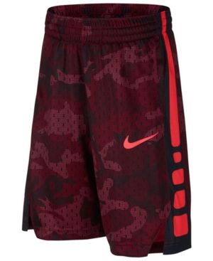 0e454766f64 Nike Big Boys Elite Printed Basketball Shorts in 2019 | Products ...
