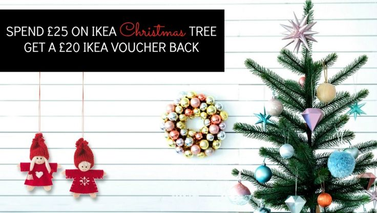 IKEA christmas tree deal