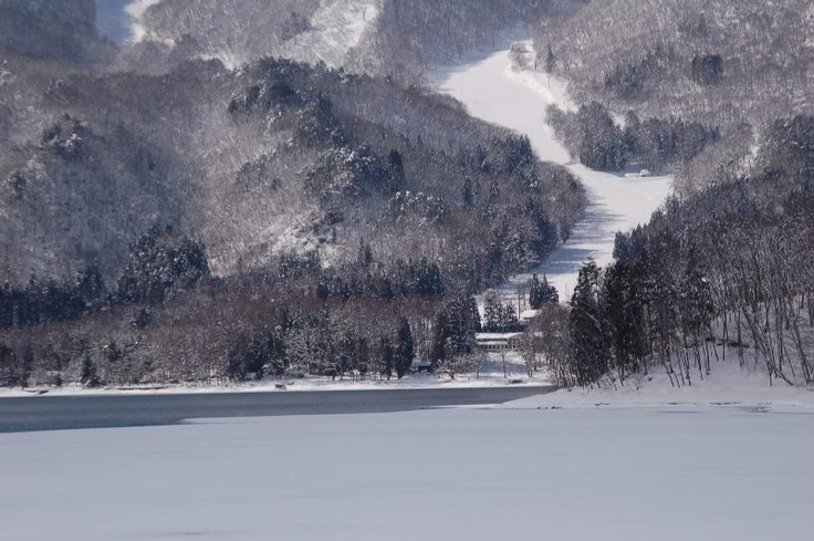 Blue Lake - Aokiko