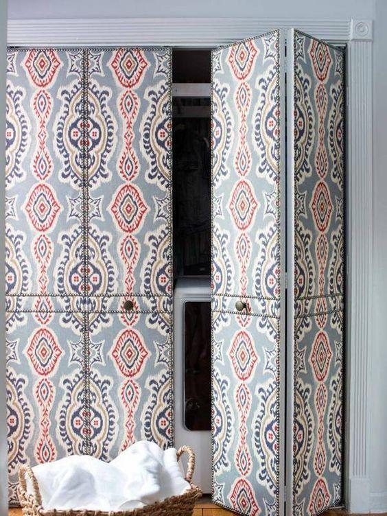 Painted Door DIYs And Hacks For Ugly Interior Doors | Domino