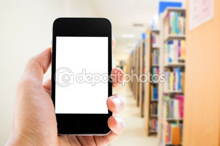 phone in library - Google Search
