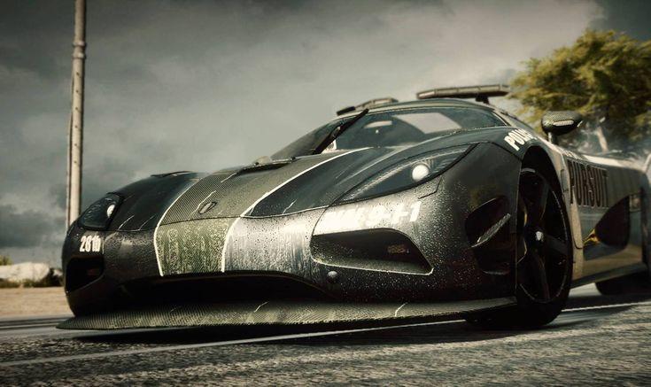 Need For Speed Rivals : teasé par EA sur PS4 et Xbox One