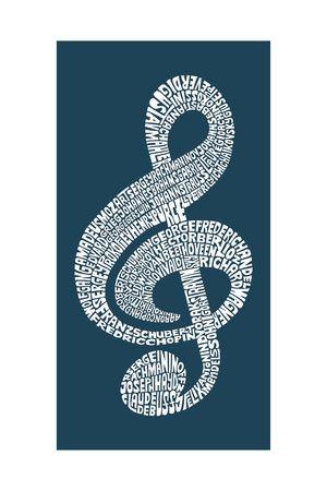 Klassinen musiikki Kuva AllPosters.fi-sivustossa