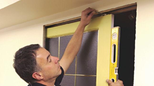 L'installation d'une porte escamotable | Rénovation-Bricolage