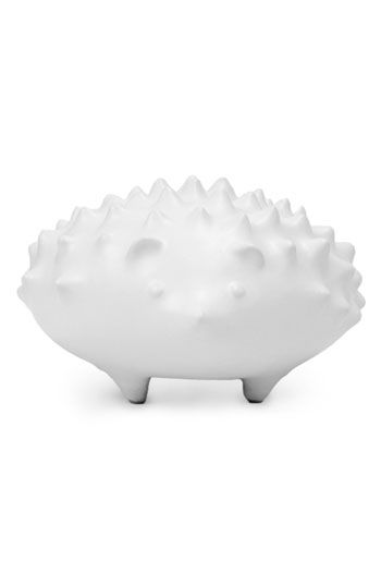 Jonathan Adler 'Hedgehog' Porcelain Sculpture available at #Nordstrom: it's so cute!
