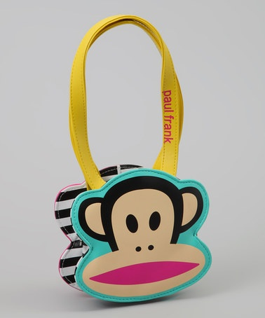 Take a look at this Blue & Green Julius Bag by Paul Frank on #zulily today!  http://www.zulily.com/invite/Zulily20Store