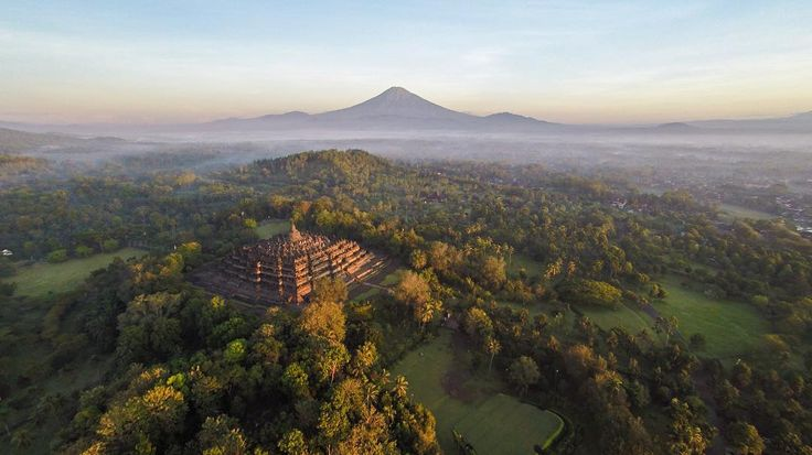 #Borobudur a world heritage  #wonderfulindonesia