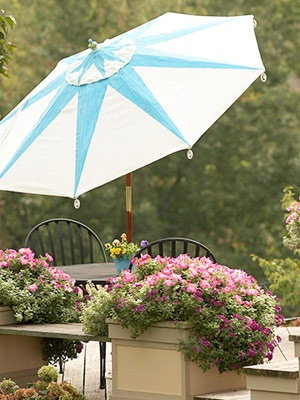 Outdoor Deck Decorating Ideas