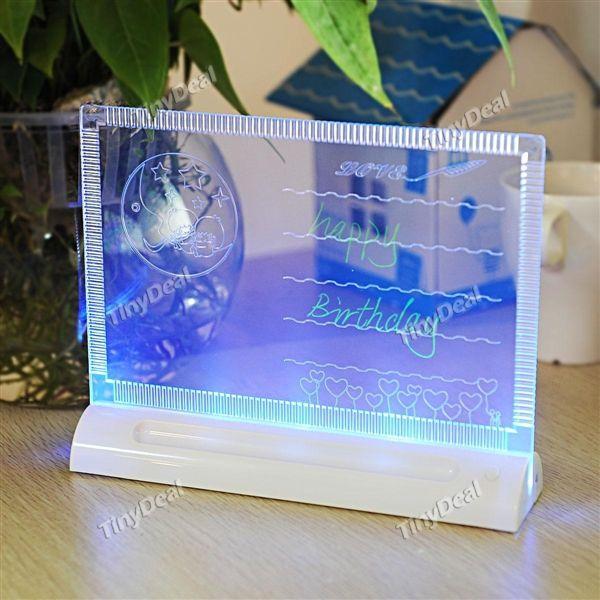 Светящиеся Доски объявлений с флуоресцентным Pen HHI-343425