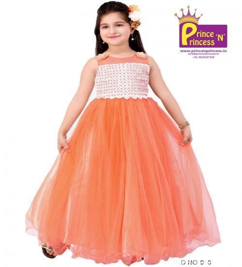 Cute Kids Gown .. BUY Online @ www.princenprince... .. BUY new born silk frock Online @ www.princenprince... .. #kids #choli #pattu #pavadai #girls #silk #traditional #designer #creative #indian #lehenga #kidswear #skirt #trendy #children #clothes #new #stylish #dresses #partywear #apparel #fashion #readymade #girl #dress #frock #gown #birthday #princess
