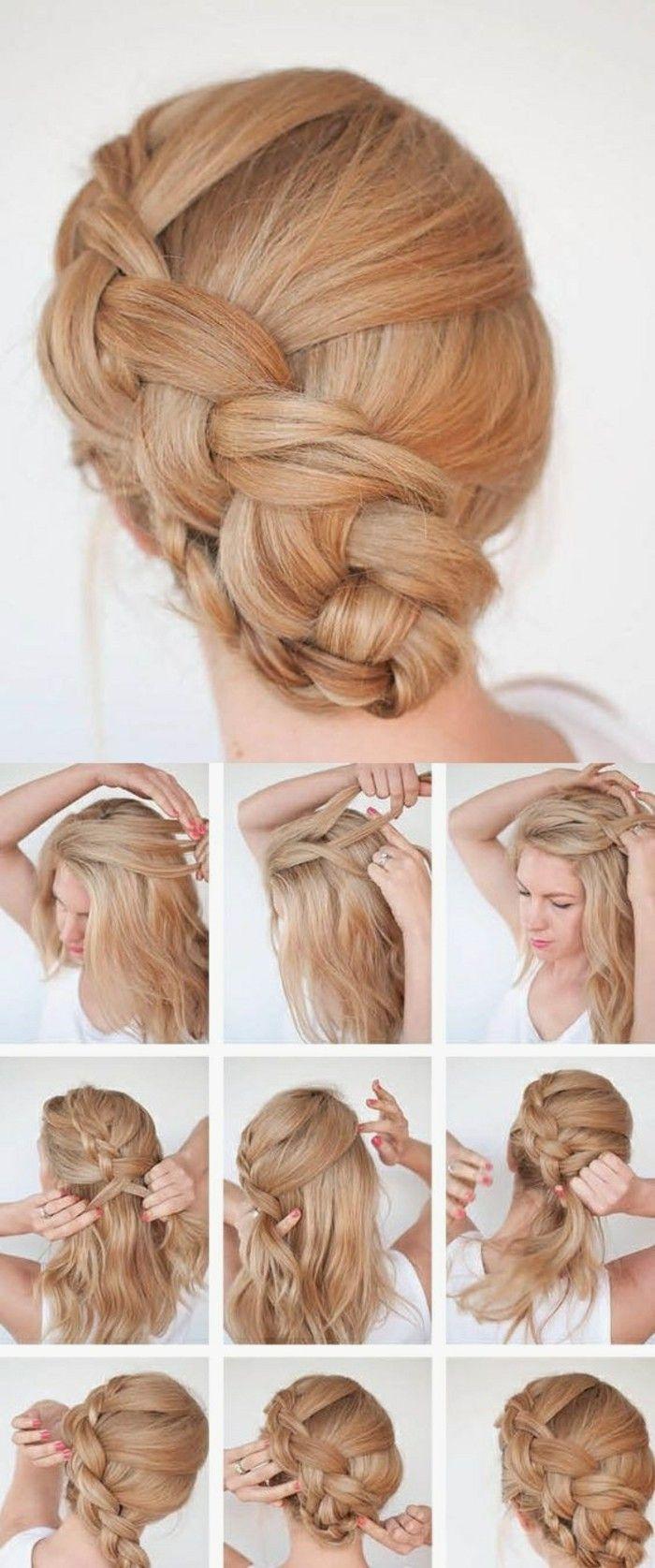 Trachten Frisuren Fur Lange Haare