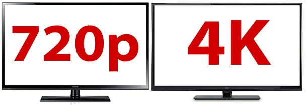 Budget TV resolution rumble: 720p plasma vs. 4K LED LCD | TV and Home Theater - CNET Reviews