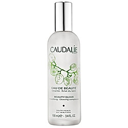 #Caudalie #Beauty Elixir. Spray this on for a refreshing mist. Plus it has similar ingredients to a toner or serum so it has   #skin care benefits.