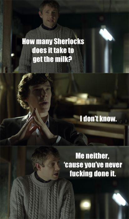 Watson humour :D