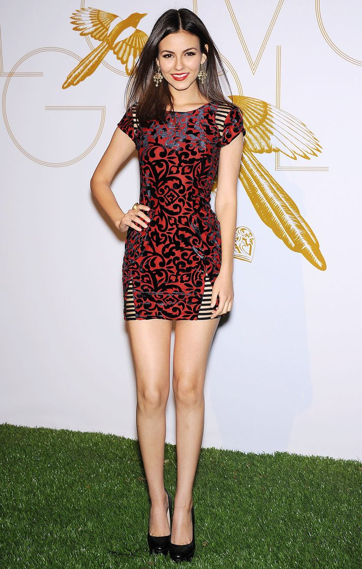Victoria Justice, Love Gold cocktail party in honor of Fred Leighton at Chateau Marmont, Los Angeles California.