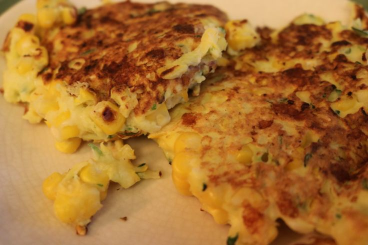Corn and Zucchini Fritters | Use for Zucchini | Too Much Zucchini | Sweet Corn | Barbeque side dish