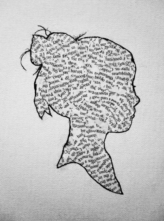 Iedereen vult zijn/haar hoofd met zelf gekozen woorden, zinnen, hobby's etc. die kenmerkend zijn voor hem/haar.