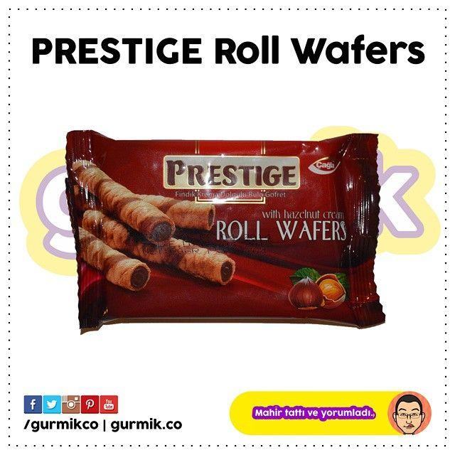 Fazla duyulmamış markaları da sizlere ara ara tanıtacağım… Sakarya menşeli #Çağla Çikolata'nın bir markası olan #Prestige, gofret segmentinden bir tanesini temsil ediyor. Rakiplerine benzer tadı, daha...