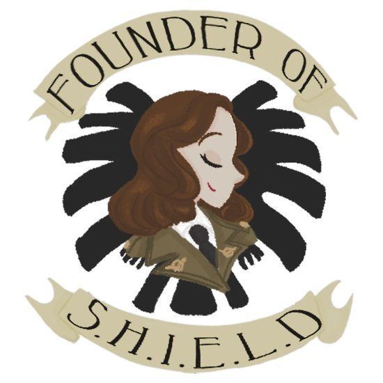 Founder of S.H.I.E.L.D - Visit to grab an amazing super hero shirt now on sale!