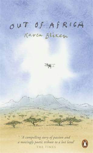 karen blixen - Out of Africa -