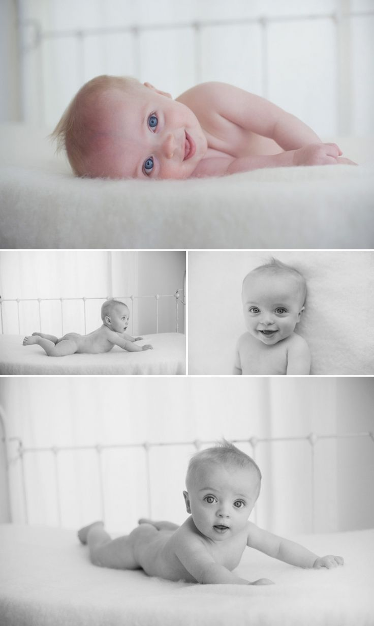 This is what baby pictures should look like! I HATE seeing people take picture of their babies in horrible uncomfortable positions!
