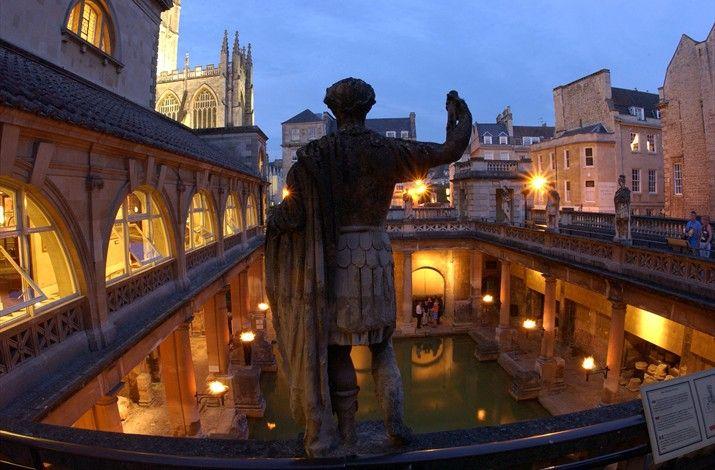 Day 2 - Bath - Roman Baths - Historic Site in Bath, Central Bath - Visit Bath