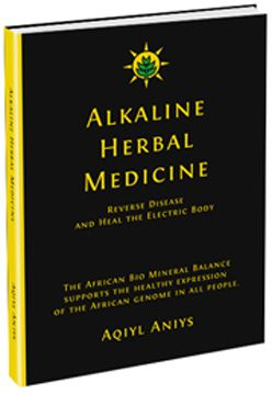 Alkaline Herbal Medicine - Dr Sebi Book Journal of Herbal Medicine