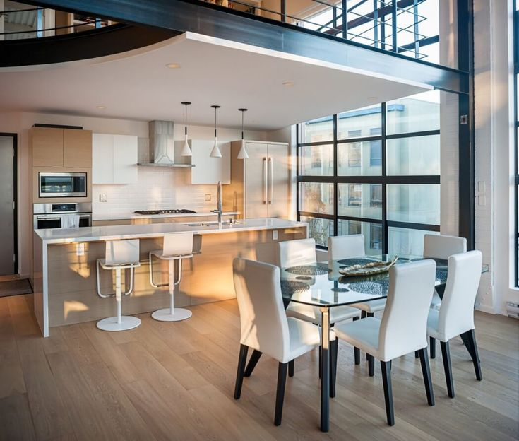 Vancouver's Sexiest Loft by Victoreric   HomeAdore